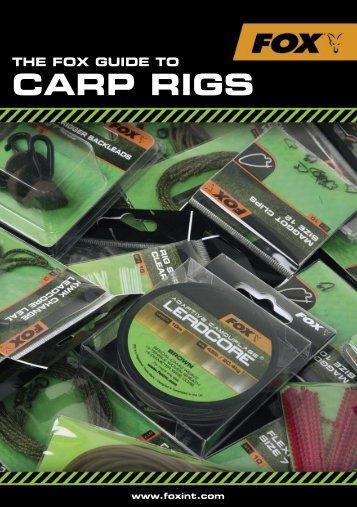 CARP RIGS - Fox International