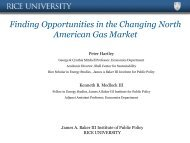 Finding Opportunities in the Changing North American ... - NASPD