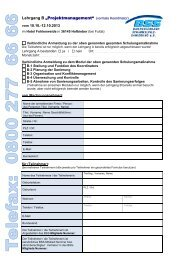 Anmeldung - Bundesverband Schimmelpilzsanierung eV
