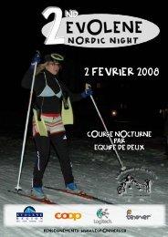 EVOLENE - Ski Romand (ch)