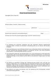 FW - Soziales - Tourismusschulen Bludenz