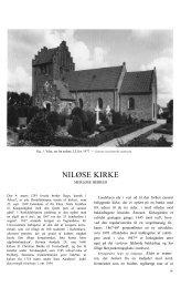 NILØSE KIRKE - Danmarks Kirker - Nationalmuseet