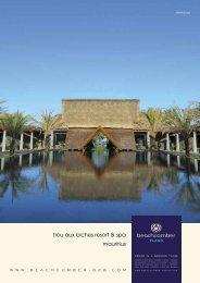 A Mauritius, beachcomber Hotels - Orville Viaggi