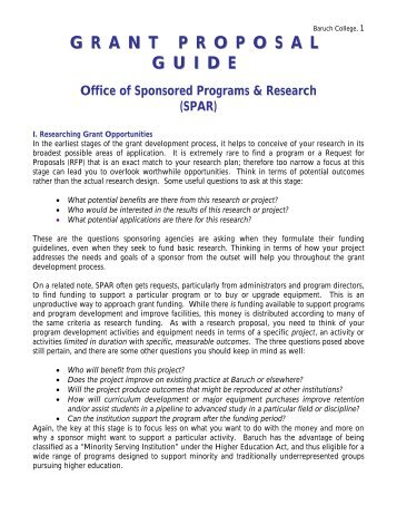 Nsf   Grant Proposal Guide  Department Of Biology