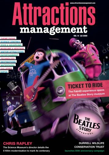 Attractions Management Issue 3 2009 - Leisure Opportunities