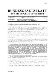 BGBl. I Nr. 54/2009 - Nationalfonds der Republik Österreich für ...