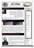 Al Noor - Majlis Khuddamul Ahmadiyya UK - Page 2