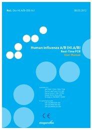 Human samples - Diagenode Diagnostics