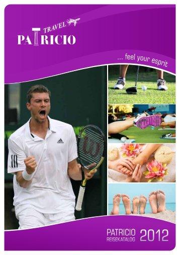 Download Reisekatalog - Patricio Travel