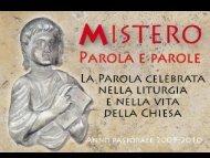 Diapositiva 1 - Diocesi di Mantova