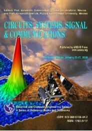 circuits-systems-sig.. - WSEAS
