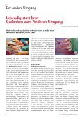 Der Andere Umgang - Bundesverband Österreichischer ... - Seite 6