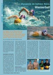 Wasserball - Birseck Magazin