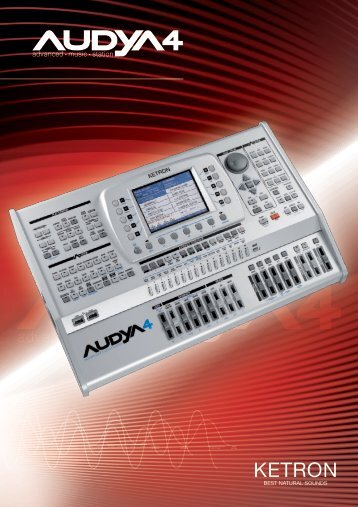 Audya 4 - The Jay Fox Band Co.