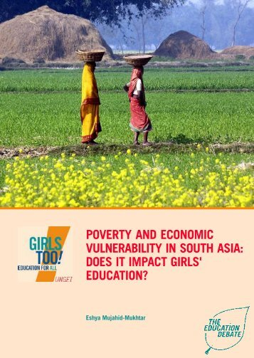 poverty and economic vulnerability in south asia - paddle