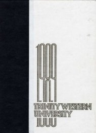 1989 - TWU Archives
