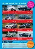 DOPPEL- JACKPOT BEI RAINER - Rainer Kraftfahrzeughandels AG - Seite 6