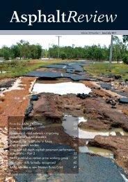 Asphalt Review - Volume 30 Number 2 - Australian Asphalt ...
