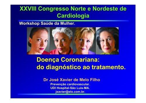 Coronariana microvascular da tratamento doença
