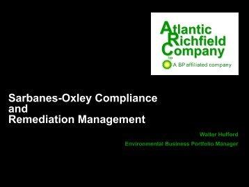 Atlantic Richfield Company - NAEM