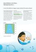 Effektive Desinfektion für gesundes  Wasser. -  Alldos - Seite 4