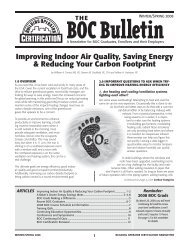 Improving Indoor Air Quality, Saving Energy & Reducing Your ...