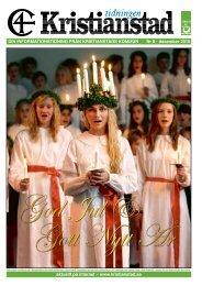 Din informationstiDning från KristianstaDs Kommun nr 8 • december ...