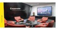 Corporate Specialty Practice Group Brochure - Cooper Carry