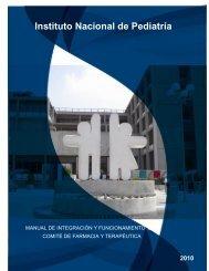 Manual de Integración y Funcionamiento Comite de Farmacia y ...
