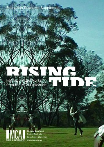 PDF (1.1 MB) Rising Tide Education Resource Supplement
