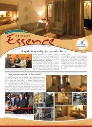 Brigade Hospitality - Resource Communications Pvt. Ltd