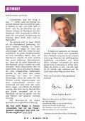 Juli & August - in der deutschsprachigen evangelischen Gemeinde ... - Page 3