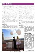Juli & August - in der deutschsprachigen evangelischen Gemeinde ... - Page 5