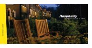 Hospitality Specialty Practice Group Brochure - Cooper Carry