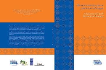 Apertura económica, género y pobreza en Nicaragua ... - Sidoc