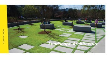 Landscape Architecture Services Brochure - Cooper Carry