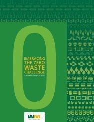 2012 Sustainability Report - Executive Summary - Waste Management