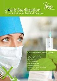 eXelis®Sterilization - IBA Industrial