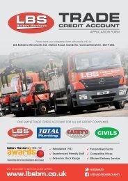 Trade Credit - LBS Builders Merchants