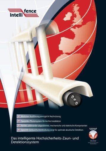 Das intelligente Hochsicherheits-Zaun- und ... - Geoquip