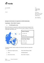 Background Information for Application to EMTA Membership ...