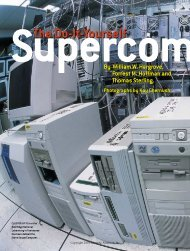 The Do-It-Yourself Supercomputer - Climatemodeling.org
