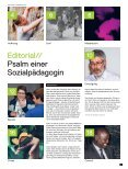 magazin für lebensaspekte und glauben 0113 - Stiftung Gott hilft - Page 3