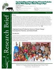 RB-05-2012 - Livestock-Climate CRSP