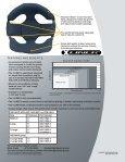 X LINER® HELMET COMFORT LINER - Gentex Corporation - Page 2