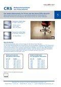 Ergonomische Arbeitsplatzmatten - nielson-net - Seite 5