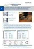 Ergonomische Arbeitsplatzmatten - nielson-net - Seite 6