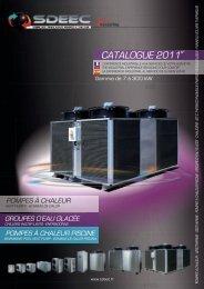 CATALOGUE 2011V2 - Sdeec