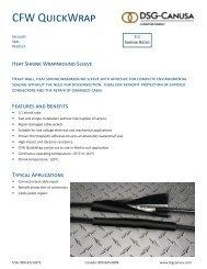 CFW QuickWrap - DSG-Canusa