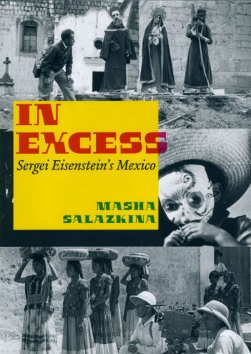 In Excess: Sergei Eisentein's Mexico - Cineclub